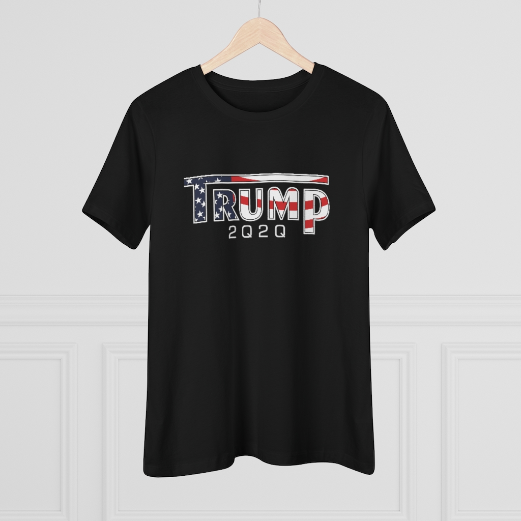 Trump 2Q2Q Flag Design