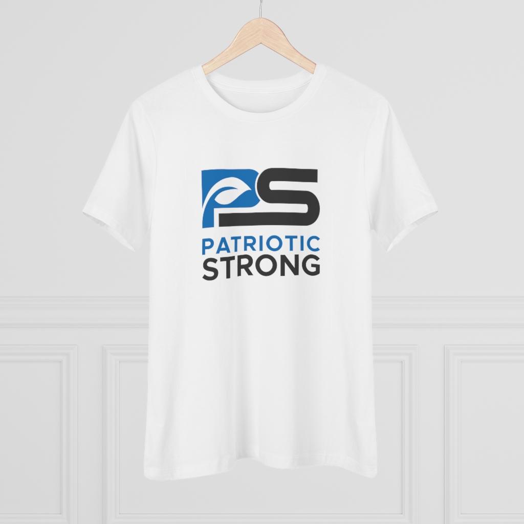 Patriotic Strong Design